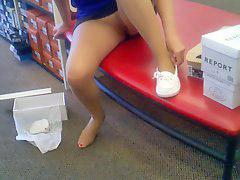 تسوق, ى المحال, محل احذية, محلات الاحذيه, فضائع محل, ف المحل