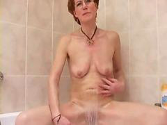 Shaving, I love mature, Nip, Lab, Shaving mature, Shaveing
