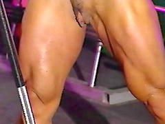Clit, Clits, Bodybuilding, Bodybuild, Clit x clit, Clit a clit