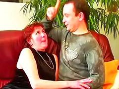 Abuelitas mamando