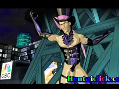 Gay, Gay bareback, Cartoons, Cartoon