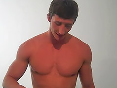 肌肉男gay