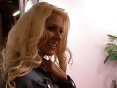 Wielkie kutasy blond