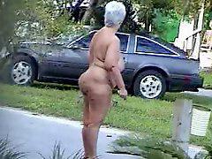 Pisen, Por las calles, Señoras gordas, En calle