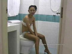 Thai, Toilet