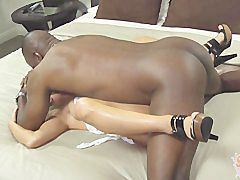 Interracial, Creampie, Squirting