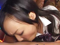 Japonky holčičky, Japonec