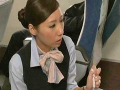 Japanese, Stewardess