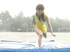 Una niña trigueña, Publico niñas, Niñas japonesas publico, Niñas morenas, Japones y niñas, Jovencitas al aire libre