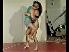 Wrestling mixed, Female bodybuilder, Bodybuilding, Mixed wrestling, Mixed, Mix