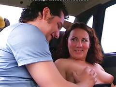 车上公开, 户外,女童, 户外女童, 少女户外, 公共车上性爱, ,性交幼女
