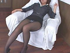 Pantyhose, Asian, Upskirt