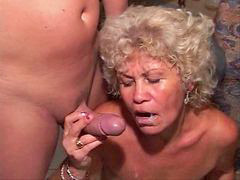 Granny, Seeing fucked, Seeing, Must see, I must, Hot granny
