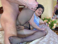 Feet, Nylon, Susanna, Nylons, Nylon feet, Video hot