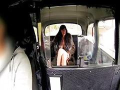 Taxi, Fake taxi, Car masturbation, Franki, Asian black sex, Anal milf