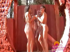 Big tits solo, Public shower, Bunny, Boy girl, Outdoor solo, Playboys