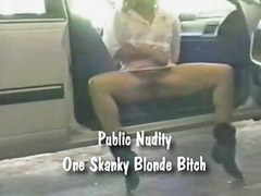 Public, Nudity public, Public blonde, Nudities, Ones, Blonde public