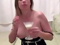 Amateur, Milk, Preggo, Milking cock, Preggos, Preggo slut