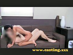 Casting, Girl, Czech