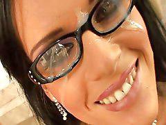阿璃h, 璃川莉娜, 眼镜