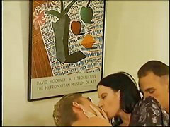 Threesome, Bisexual, Bisexual threesome, Bisexuål, Threesome bisex, Bisexuals