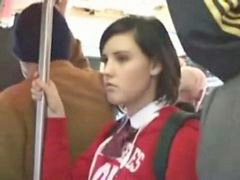 Schoolgirl, Train, Training, Raine, Fun, Girl girl