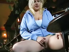 Upskirt, Boots, Big tits solo, Babe big tits, Shaved solo, Big busty tits