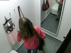 Czech, Teen, Changing room, Chang room, Czech teen, Change room