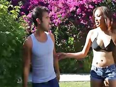 Ebony big tits, Ebony blowjob, Eboni big ass, Alie, Tits interracial, Tits ebony