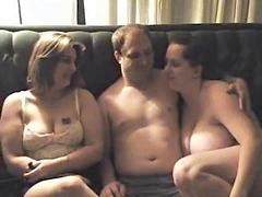 Amateur, Threesome, Bbw