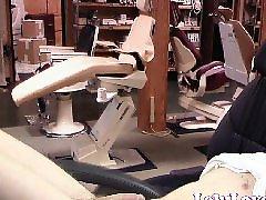 طبيبة أسنان, طبيب اسنان, مريض, اغواء