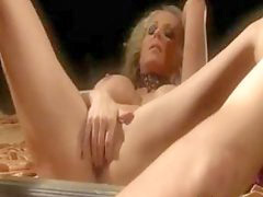 Julia ann, Masterbation