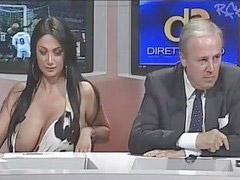 مريكا الايطالية, تلفزيون
