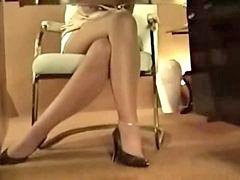 Pantyhose, Sex, Play sex, Shion, Pantyhose,, Pant