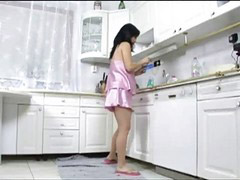 Pregnant, Kitchen