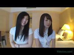 アジアの少女, 乳首, アジアの
