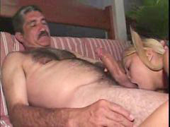 Anal, Old, Old man, Young
