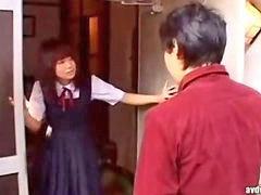 Deux, Japonaises, Soeurs, Japonaise, Belle soeur
