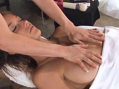 Teen, Massage