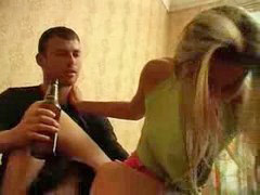 Brother, Drunk, Little girl