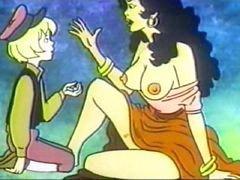کارتونیj, کارتون, کوچک،, فاطمه کوچولو, کارتونی, کثیف