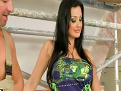 Aletta ocean, Gangbang, Big ass, Ass, Group, Aletta