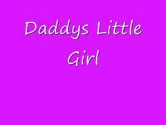 Little, Daddy, Little girl