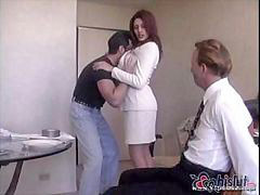 Clous-up, Monter, Son#, Wife femme epouse, Regarder, Épouse
