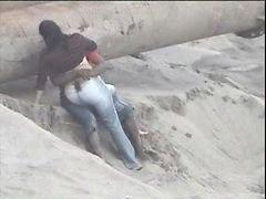 จับได้, ชงบ, รูปสาวแก, จับได้,, ถูกจับได้, ชายหาด