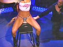 Sybian, Howard stern, Brianna frost, Howard, Frost, Riding sybian