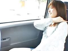 Asiatique solo, Fille voiture, Gratuit