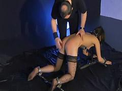 Asian stockings, Asian spanking, Temptation, Bondage sex, Temptations, Stockings sex