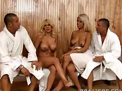 Sauna, Dri, Lady b, Lady a, Drilled, Saunas