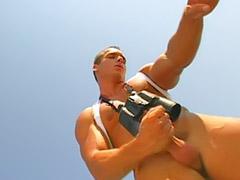 Workout, Outdoor solo, Gay wank, Wank,, Wank out, Wank gay